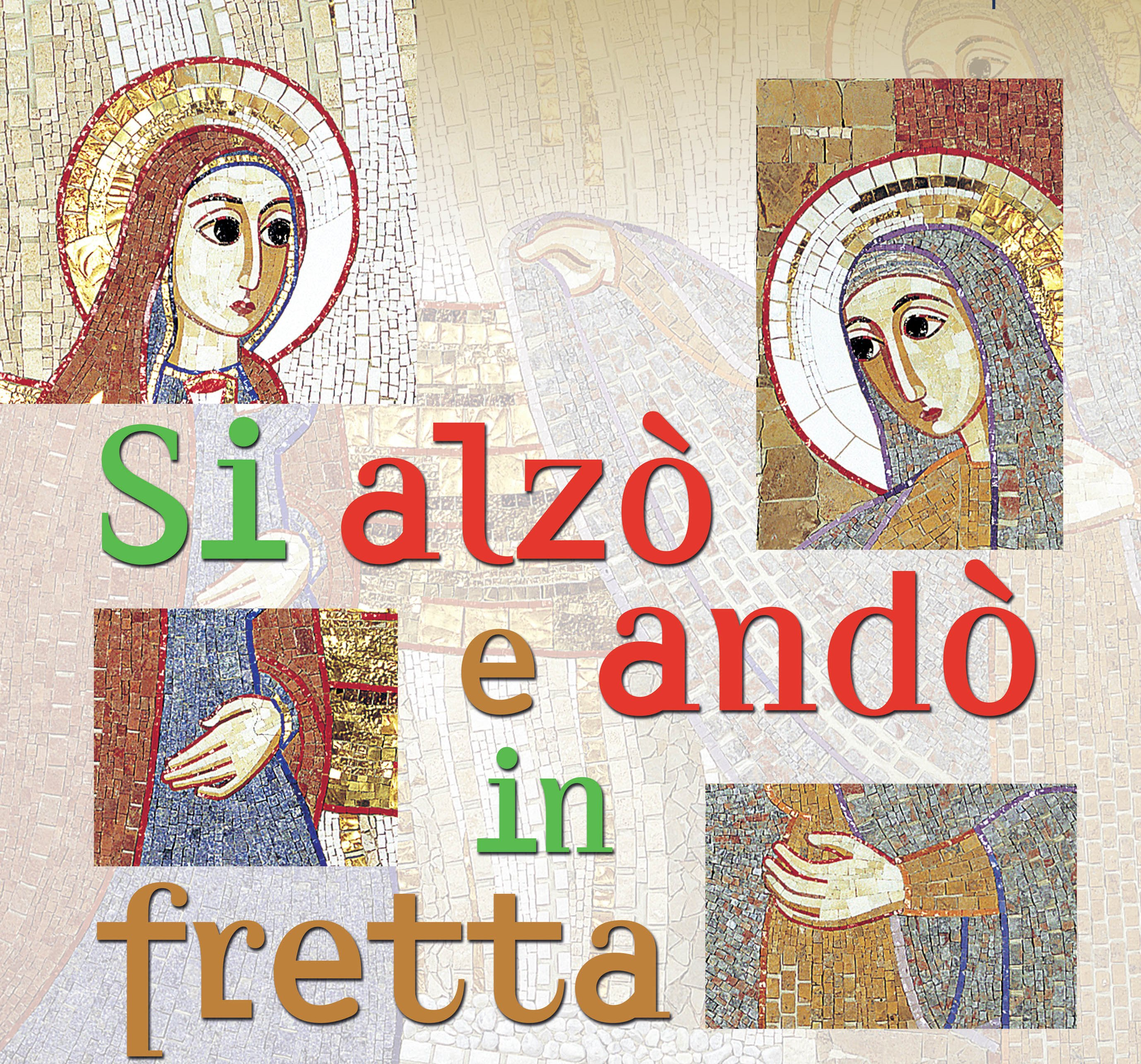 "Icon of 2015-2016 ""Si alzò e andò in fretta"""