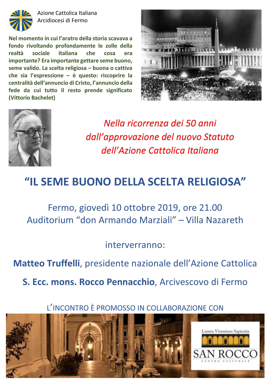 Associazioni Parrocchiali Azione Cattolica Diocesi Di Fermo